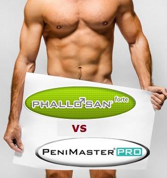 phallosan forte vs penimaster pro comparison