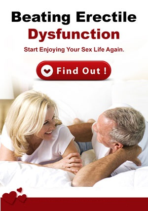 curing Erectile Dysfunction fast and permanently