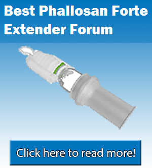 male enhancement forum for phallosan forte