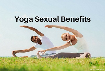 yoga to treat Peyronie's Disease