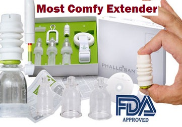 Phallosan - The most comfortable penis extender to buy!